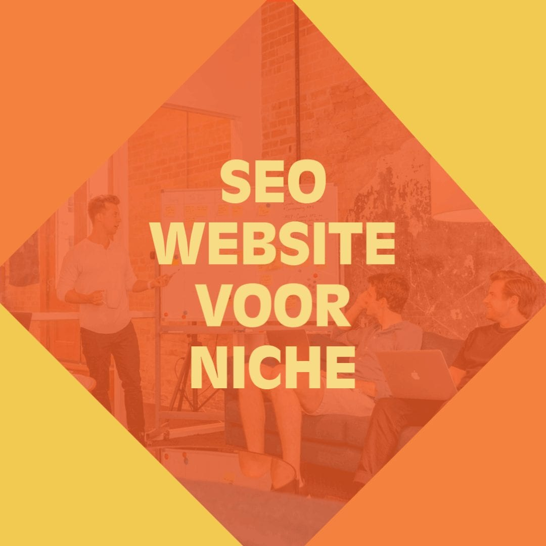 SEO website voor niches