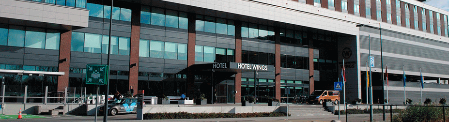 Parkeren in Rotterdam - Hotel Wings Luchthavenhotel